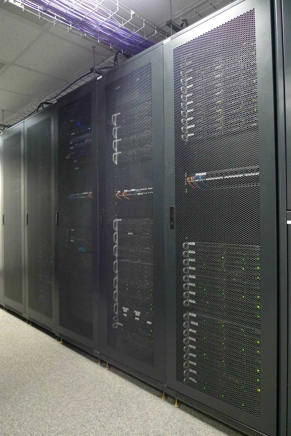 Coventry, UK Datacenter