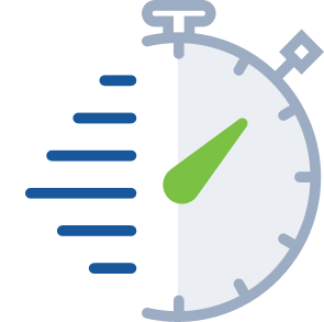Fast Response Times and Uptime Guarantee
