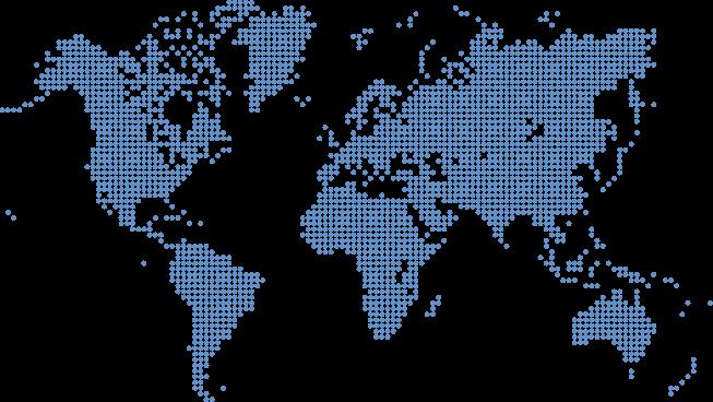 Data Center Location Map