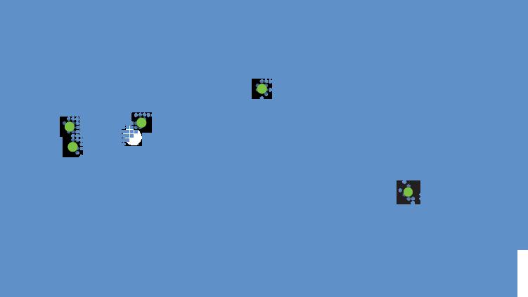 Data Center Map